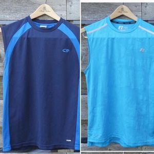 *2* Athletic Workout Shirts